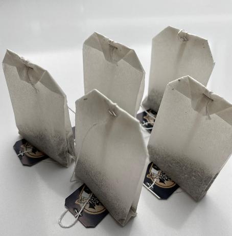 Die Teebeutel Erfindung