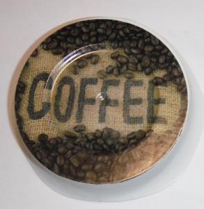 neuartiger Kaffeebecherdeckel