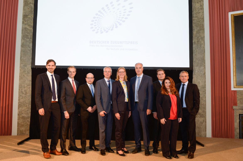 Deutscher Zukunftspreis 2019: Drei Teams für den Preis des Bundespräsidenten nominiert
