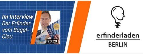 Erfindershow : Erfinder Interview mit Christian Peitzner
