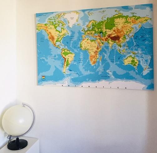 Die Welt der Karten